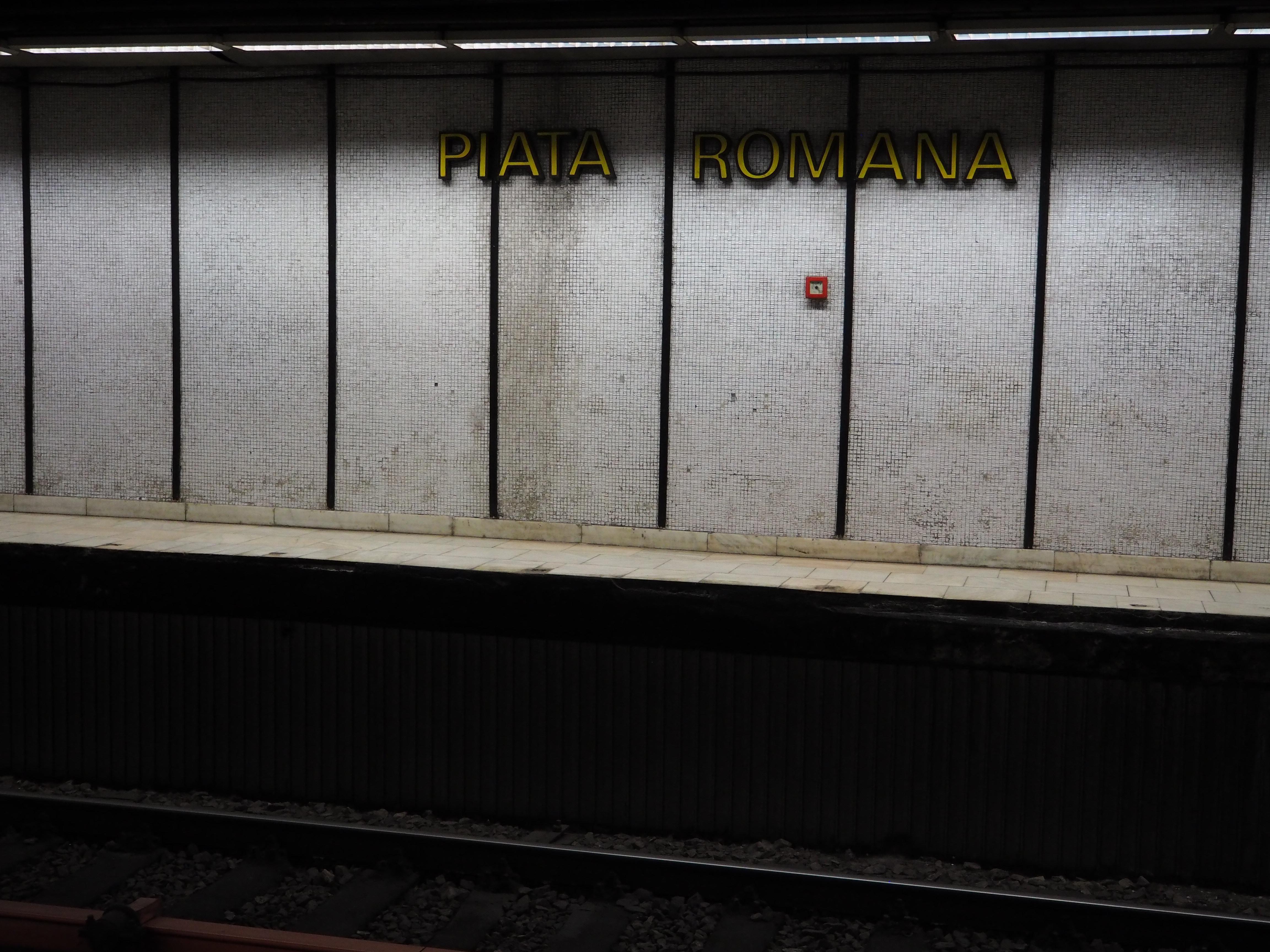 metro in Bucharest