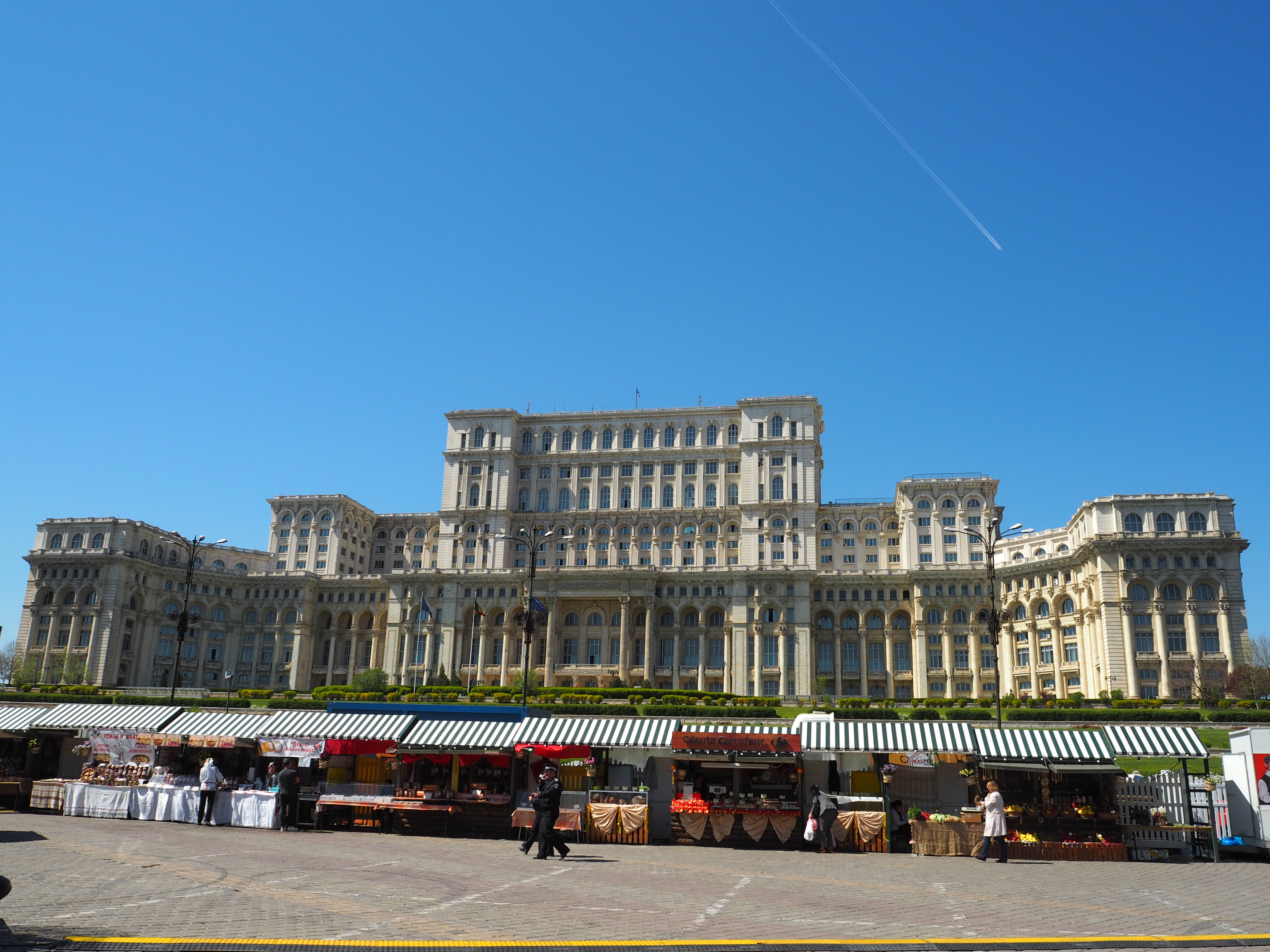 The Palace of Parliament