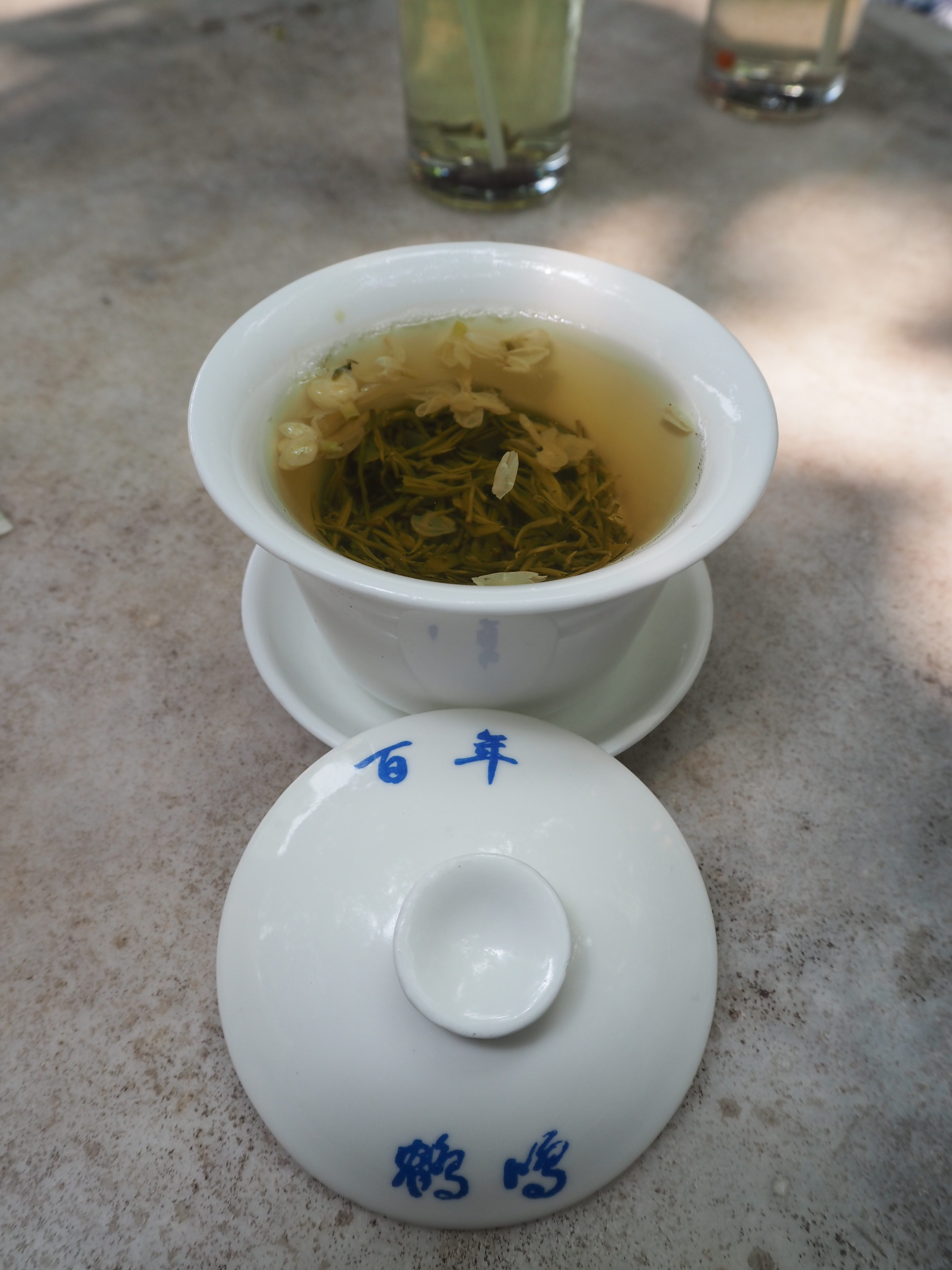 Heming teahouse