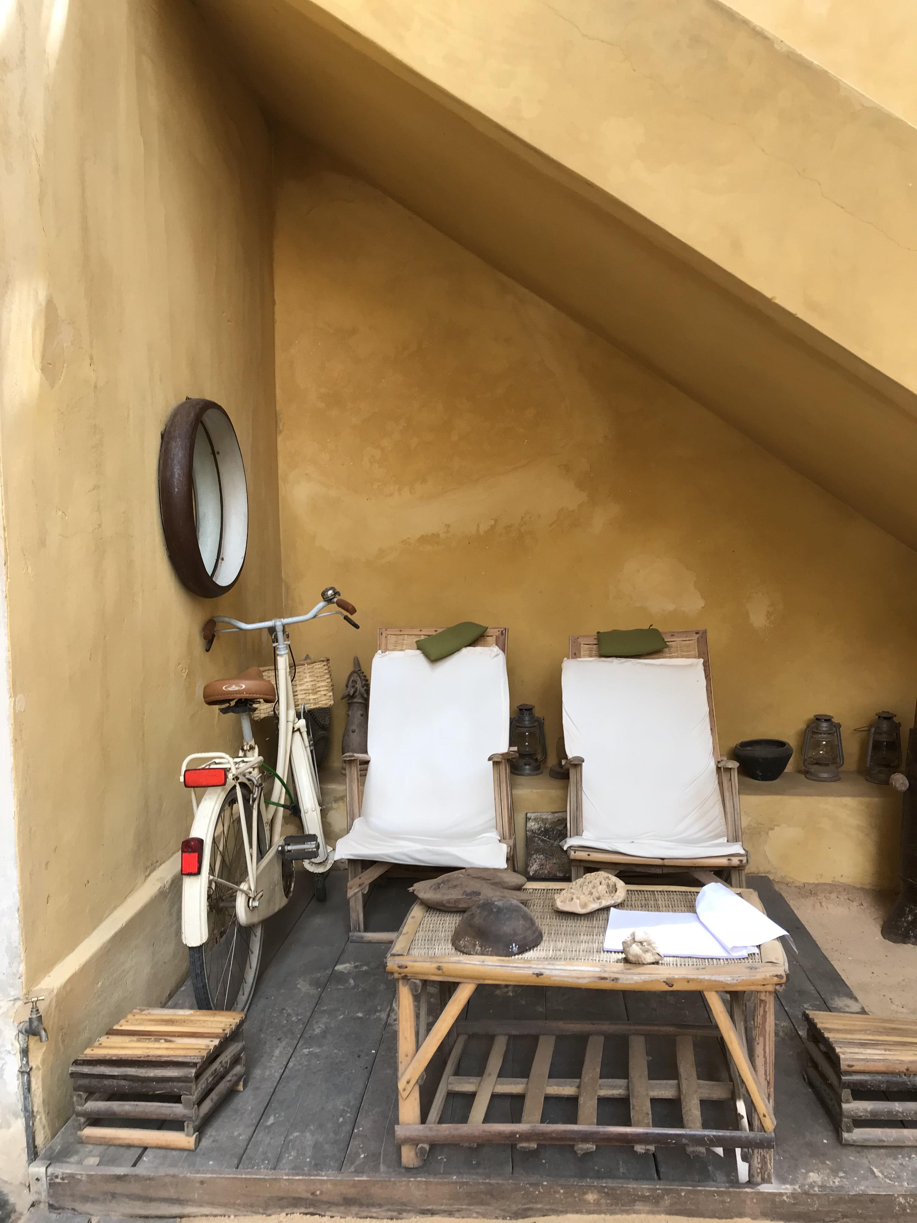 Our little spot of Dakar, Senegal